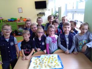 Relacja z programu edukacyjnego na małej świetlicy - listopad 2016 r.