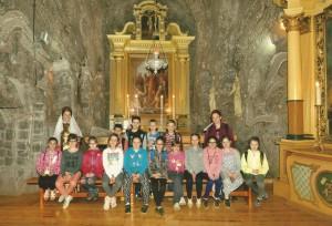 Wycieczka klas czwartych do Bochni 2016
