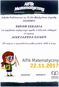dyplom - A. Osinko