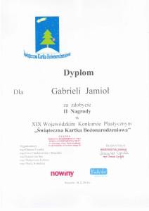 dyplom - G. Jamioł