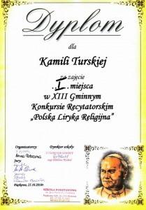 dyplom - K. Turska