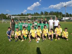 Drużyny piłkarskie