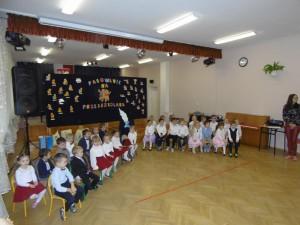 Pasowanie na przedszkolaka