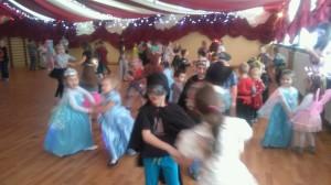 Tańce na sali