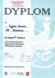 dyplom - S. Chuchla